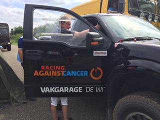 racen tegen kanker - 1