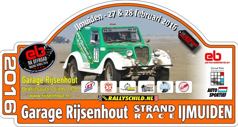rallyschild ijmuiden 2016